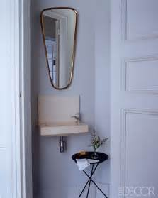 bathroom ideas for small rooms 8 small bathroom decorating amp design ideas elle decor