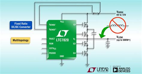 energy inductor capacitor linear applies switched capacitor step topology for inductor less dc dc eenews europe
