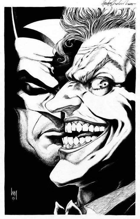 imagenes de calaveras joker batman and the joker by heubert khan michael