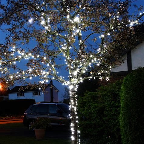 cool tree lights tree decoration cool white 10m 100leds led