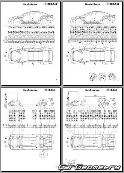 service manual auto body repair training 2004 acura rsx on board diagnostic system t5i 174 размеры кузова acura tl 2004 2008 body repair manual