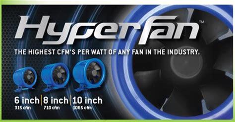 hyper fan 10 inch phresh hyperfan 250mm 10 inch