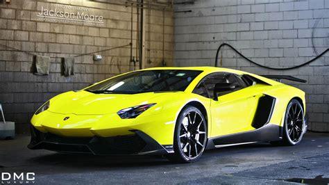 Lamborghini Aventador 720 4 Dmc Gives Lamborghini Aventador Lp 720 4 50 Anniversario A