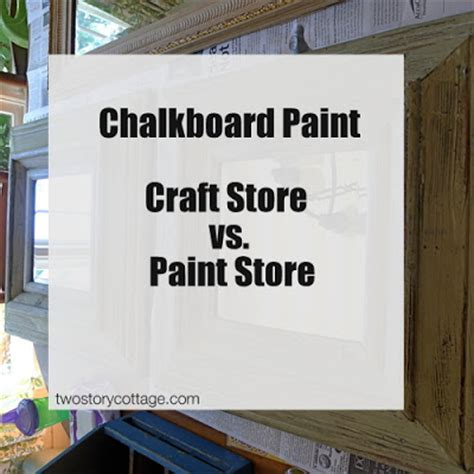 chalkboard paint vs chalkboard contact paper chalkboard paint craft paint vs store paint