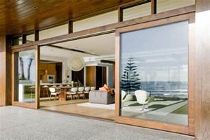 Glass Sliding Door Design Modern Wide Sliding Glass Doors Style Comfort And Practicality Interior Design Inspirations
