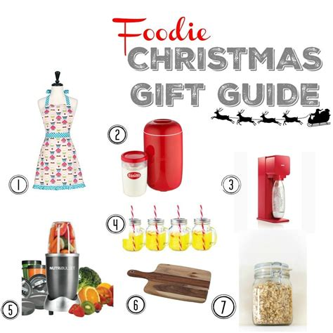 christmas gift guide foodie move love eat health and