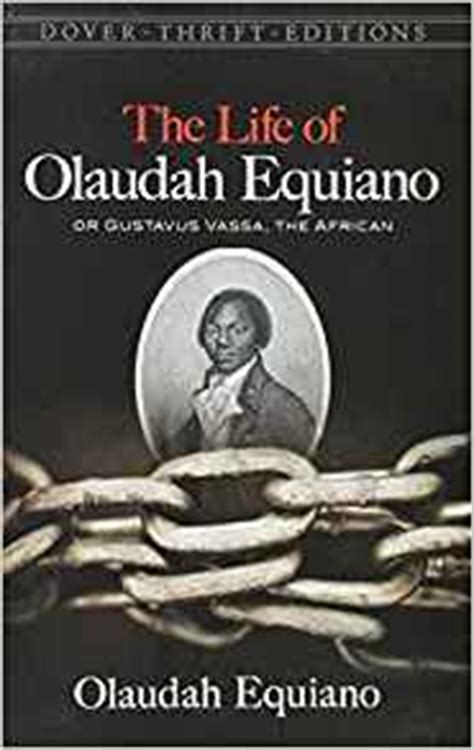 the of olaudah equiano books the of olaudah equiano dover thrift