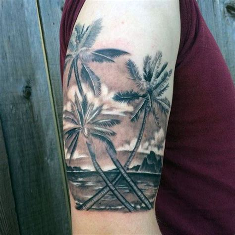 tropical tattoo gallery 17 best images about beach tattoos on pinterest beach