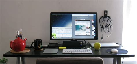 computer desk office works ars staffers exposed our home office setups ars technica