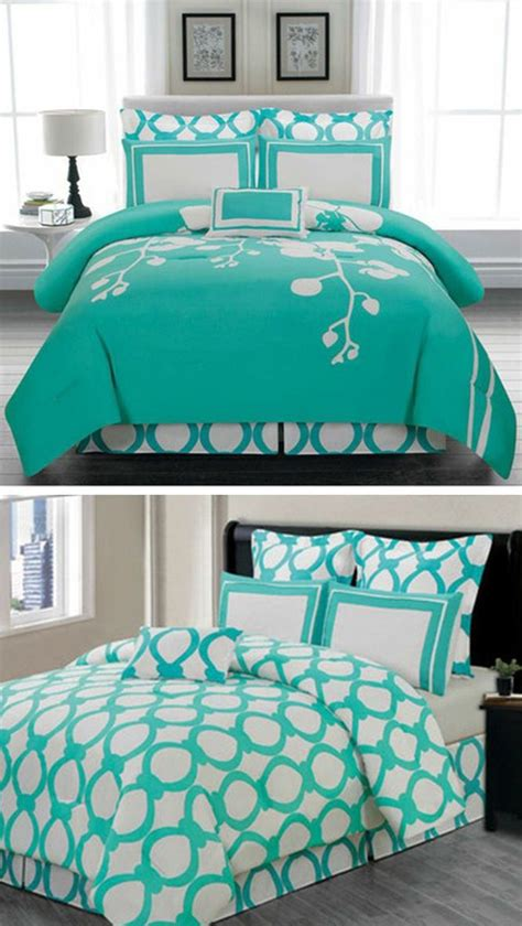 turquoise bed 25 best ideas about turquoise bedrooms on pinterest