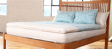 White Lotus Crib Mattress Premium Organic Mattresses From Vermont Mattress Company