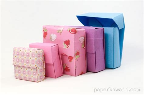Origami Cool Box - 25 best ideas about origami on