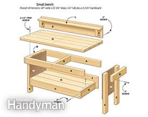 work bench for kids mini classic diy workbench for kids the family handyman