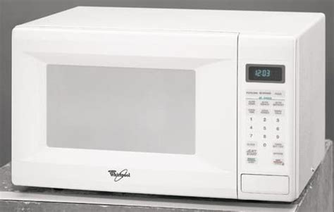 Oven Europa Jet Cook whirlpool mt4110skq 1 1 cu ft countertop microwave oven w jet start white on white