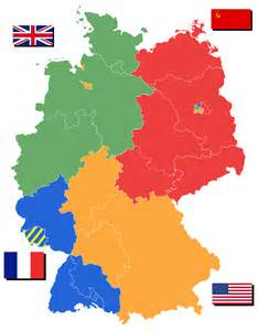 germany divided map detailed world map