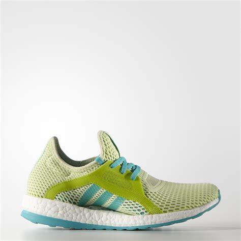 Adidas Boost X Tosca Green chaussure boost x jaune adidas adidas