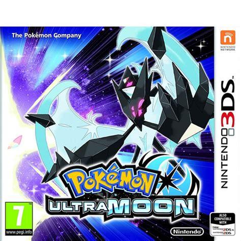 Kaset 3ds Ultra Moon Pok 233 Mon Ultra Moon Nintendo 3ds Konzolgame