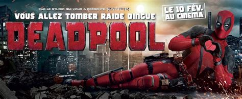 box office 2016 deadpool deadpool le box office 260 millions de dollars dans