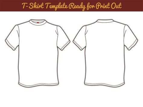 printable t shirt template new calendar template site