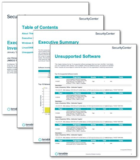 software audit template executive software inventory report sc report template