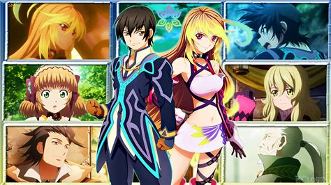 tales of xillia anime my tales of xillia hd ps3 wallpaper