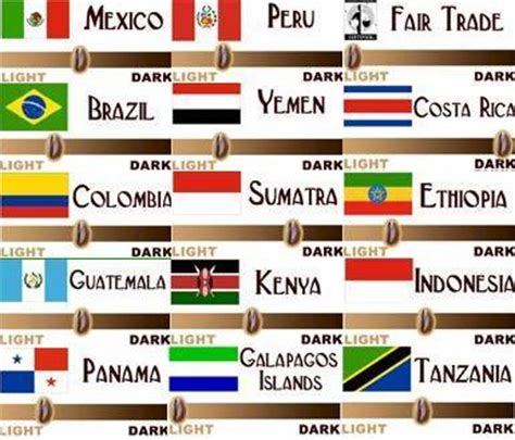 Coffees From Around The World by Coffee From Around The World Products United States Coffee