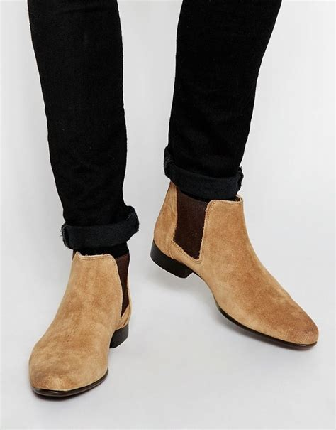 chelsea boots in suede mens suede chelsea boots for chelsea boots for