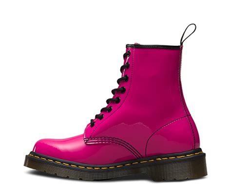 light pink doc martens 1460 w patent halloween picks official dr martens