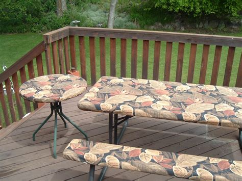 vinyl picnic table and bench covers picnic table covers images table decoration ideas