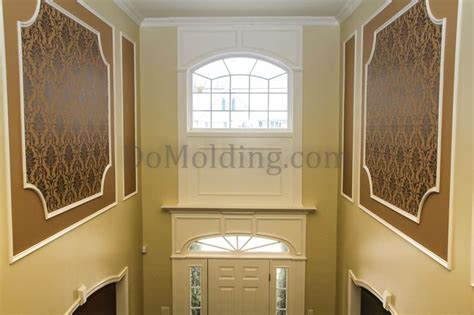 Homebase Dining Room Doors Wall Panel Molding Designs Installation Crown Molding