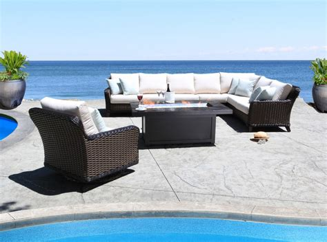 patio furniture pit codeartmedia patio furniture pit 13pc outdoor pit
