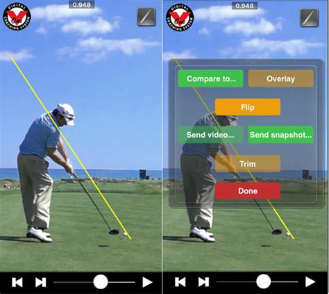 v1 golf swing analysis top 5 golf apps and golf cart phone mounts to go with them