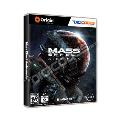 Pc Mass Effect Andromeda Digital Code In A Box jual pc mass effect andromeda pc digital serial key murah cepat digicodes net