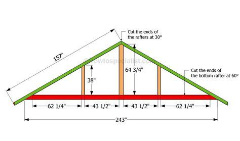Truss Builder how to make simple roof trusses studio design gallery best design