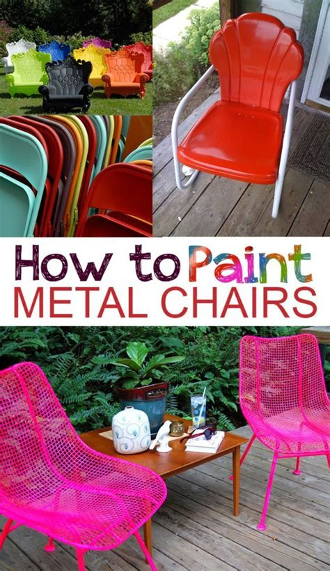 17 best ideas about metal chairs on dining chairs vintage metal chairs and green