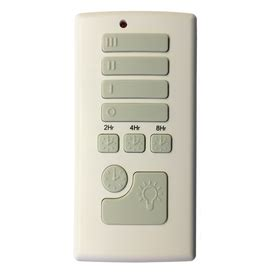 tw206 fan and light wall control shop ceiling fan remote controls at lowes com