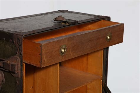 Army Desk by Wwi Army Field Desk At 1stdibs