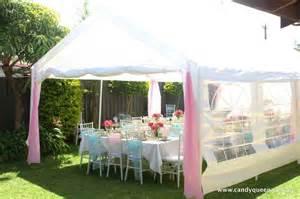 Backyard Party Hire Kara S Party Ideas Floral High Tea Bridal Shower Party
