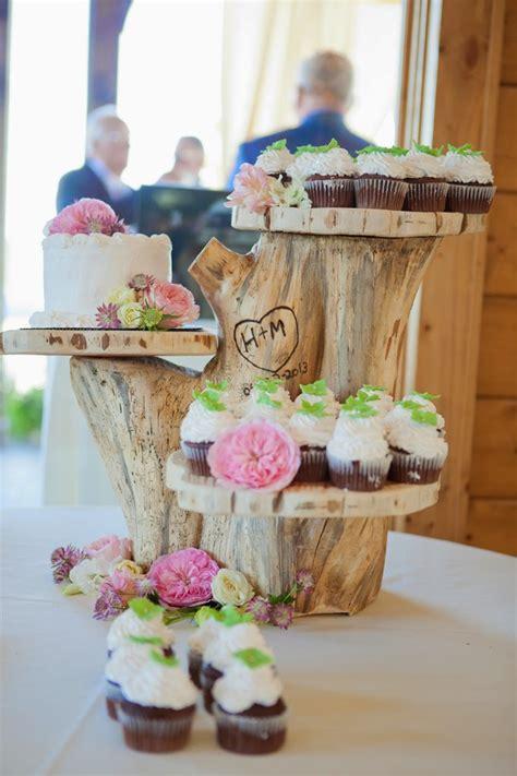 coolest  decorating trend  great tree stump