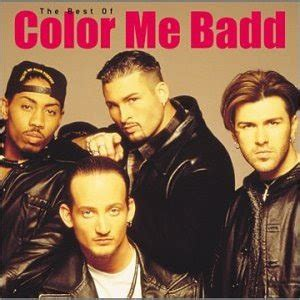 color me badd forever charming 90年代の男性グループ cmb