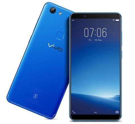 Vivo V7 V7 Plus Garansi Resmi vivo v7 energetic blue colour variant launched in india
