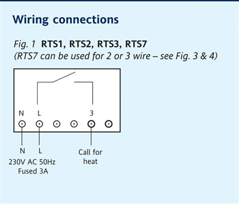 wiring diagram drayton room thermostat 28 images