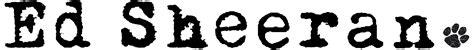 ed sheeran logo research into logos a2 media blog