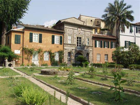 giardino botanico pisa italian botanical heritage 187 orto botanico dell universit 224