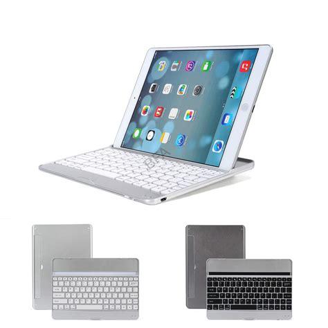 aluminum bluetooth wireless keyboard cover case  ipad