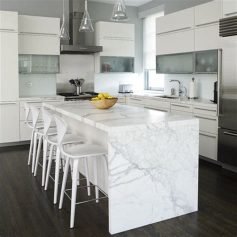 Can You Use Marble For Kitchen Countertops by Home Dzine Kitchen Choose A Kitchen Island Style