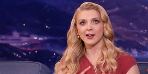 natalie dormer thrones of thrones natalie dormer reveals ideal
