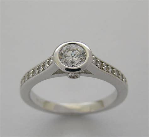 ring settings engagement ring settings types