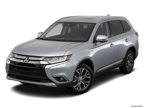 mitsubishi outlander fuel type mitsubishi outlander 2017 3 0l gls 7 seater in oman new