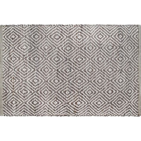 Jute And Chenille Area Rug Essential Home Jute Chenille Area Rug